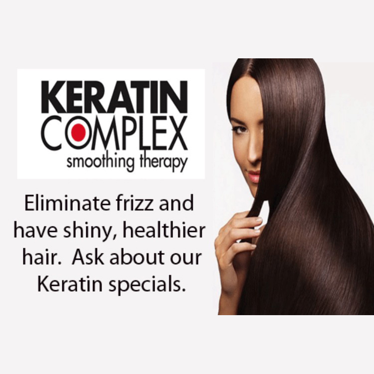 Keratin Complex Smoothing Therapy